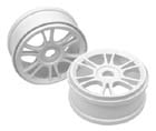 41mm Wheels Starburst - White (4)