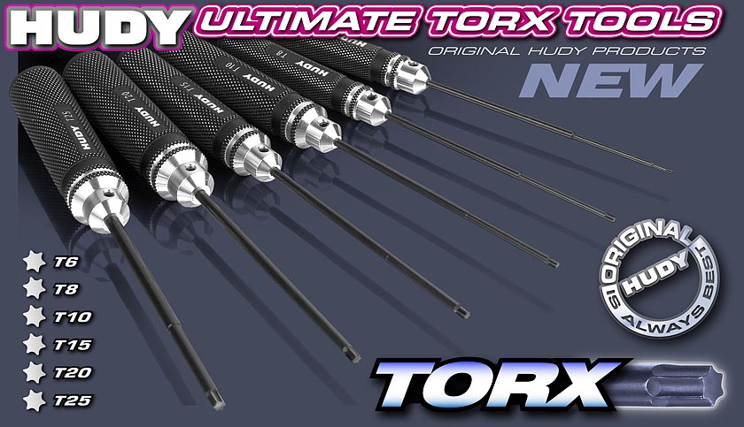 Hudy Ultimate Torx Tools
