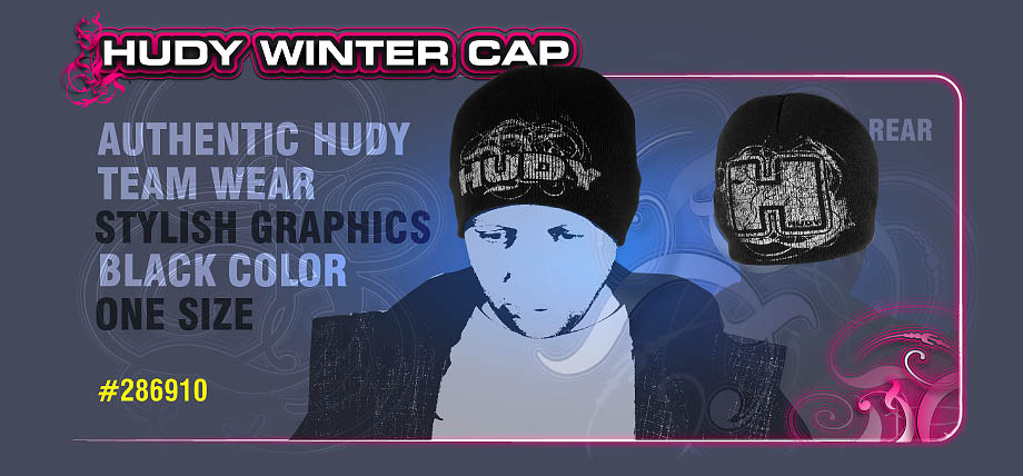 HUDY WINTER CAP