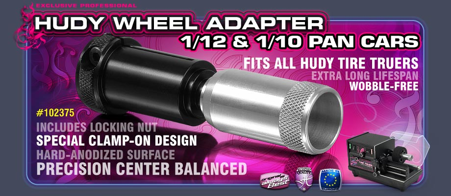 Hudy Wheel Adapter