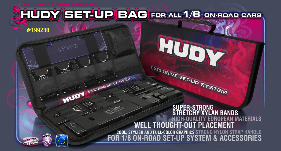 Hudy Set-Up Bag
