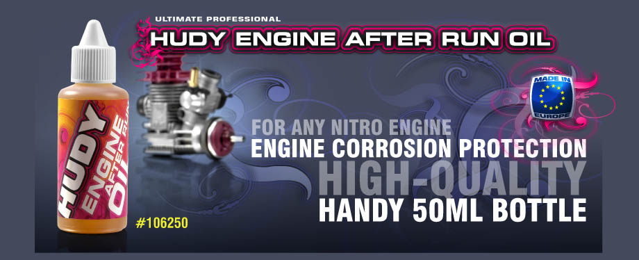 HUDY Engine After Run Oil