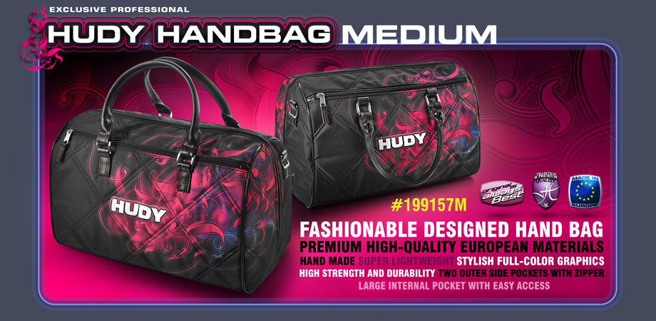New HUDY Handbag Medium